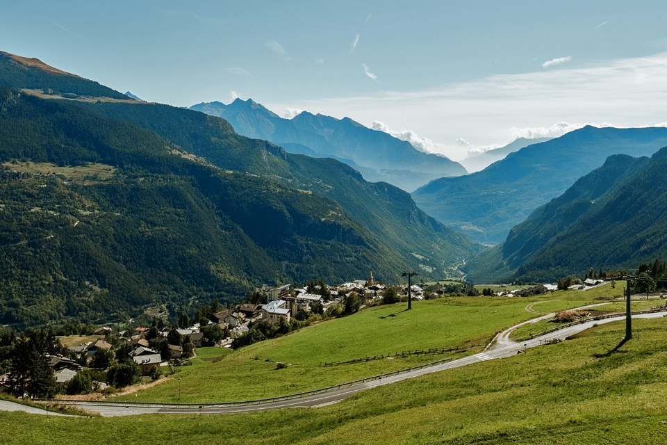 Webcam Torgnon Valle d'Aosta
